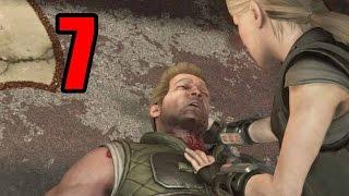Mortal Kombat X Story Mode Pt.7 -  JOHNNY'S DEAD!!