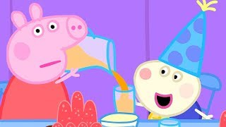 Peppa Pig English Episodes | Peppa Pig Takes Care of The Little Ones | Peppa Pig Official | 4K
