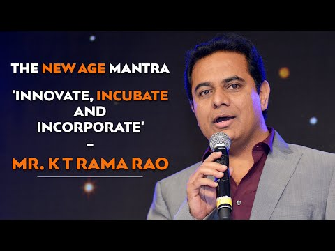 Mr. K T Rama Rao - Audi RITZ Icon Awards 2015