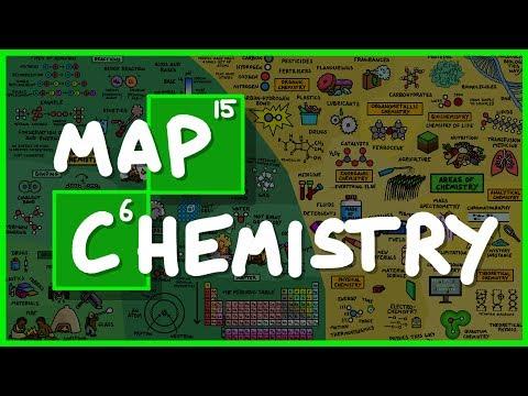 Mapa chemie