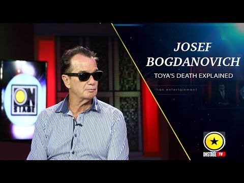 Joe Bogdanovich: Explains Toya's Death
