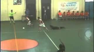 preview picture of video 'SPARTA POMIGLIANO vs. FUTSAL GLADIATOR 10-3 - Metropolis TV'