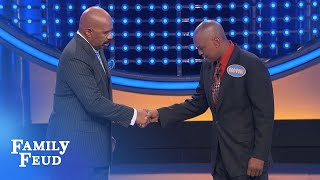 HILARIOUS fast money!!! | Family Feud