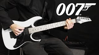 James Bond 007 Main Theme Cover (All Instruments)