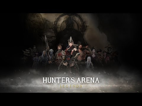 Hunter's Arena Combines Battle Royale with Action RPG
