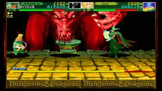 Minisatura de vídeo nº 1 de  Dungeons & Dragons: Chronicles of Mystara