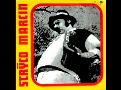 STRÝCO MARCIN - ľudový rozprávač Milan Mlsna (1971)_Rip vinyl LP