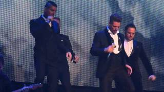 Boyzone - Nothing Without You - Leeds 9th December 2013