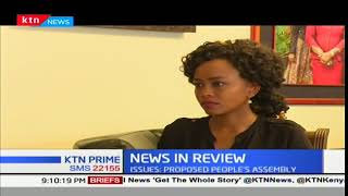 Raila Odinga says he's open for dialogue with President Uhuru Kenyatta: News in Review