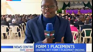 Form 1 Placement: Education officials gather in Nakuru