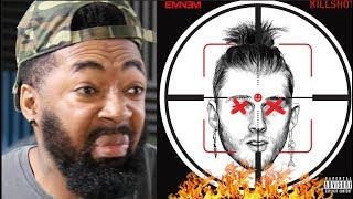 EMINEM KILLSHOT - REACTION