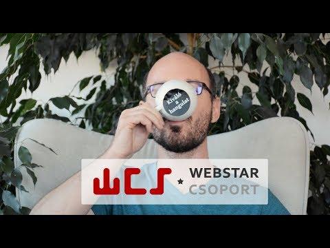 Webstar Csoport Kft. - Csapatvideó