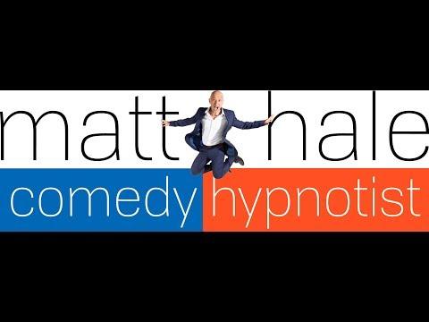 Matt Hale - Hypnotist