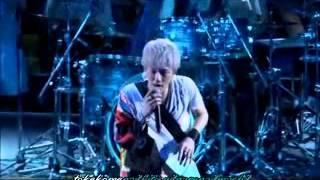 SPYAIR - Samurai Heart (live) ENG subs