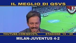 QSVS - I GOL DI MILAN - JUVENTUS 4-2 - TELELOMBARDIA / TOP CALCIO 24