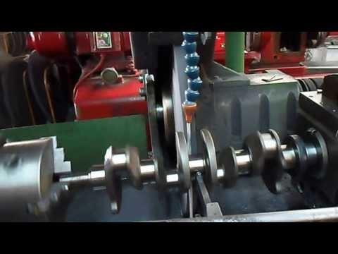 RECTIFICADORA DE CIGÜEÑALES (motores pequeños)