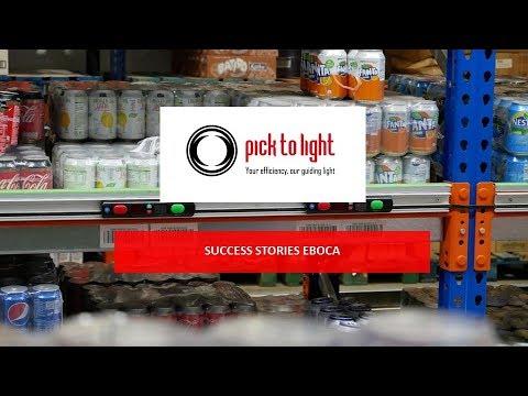 Picking por Luz (Pick-to-Light)