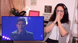 Vocal Coach Reacts - WOW! Marcelito Pomoy - The Prayer- DUAL VOICES! America's Got Talent:Champions
