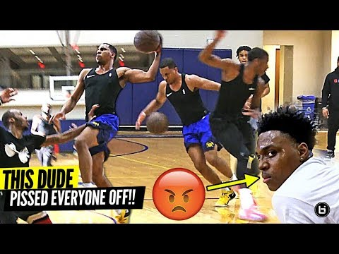 Download PRO BASKETBALL PLAYER DESTROYS PRIVATE D1 HIGH SCHOOL PICK UP GAME! *THEY WERE PISSED!* Mp4 HD Video and MP3