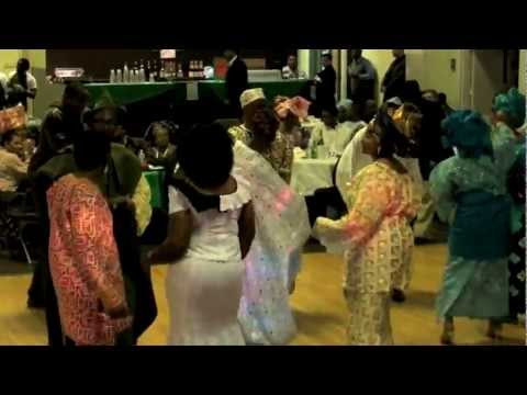 BEST YORUBA ODUDUWA DANCE EVER. 1 OF 2 NIGERIAN AFRICAN MUSIC FASHION SHOW. MUST WATCH