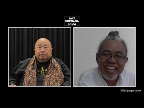 Jaya Suprana Show- Ida Pandita Mpu Jaya Prema Ananda- Wartawan Jadi Pendeta
