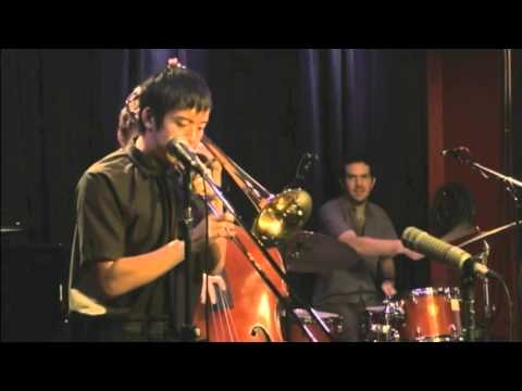 """My original composition """"Jungle,"""" performed at Berklee College of Music"""