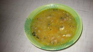Вкусный суп из сайры за 20 минут