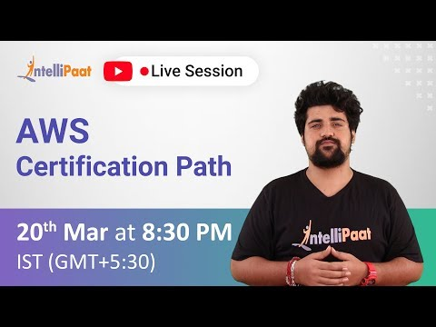 AWS Certification Path | AWS Certification | Choosing The Right ...