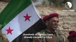 Syrians enlist in Libya war day after Berlin talks