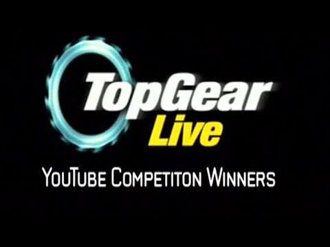 Competition Winner Announcement | Top Gear Live 2009 | BBC