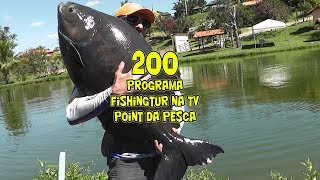 Programa Fishingtur na TV 200 - Point da Pesca Corumba