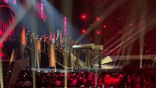 Madonna - Like A Prayer + Future (feat. Quavo) Live In Eurovision 2019 Grand Final מדונה אירוויזיון