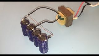 Download Video How to make Voltage doubler, How to increase voltage using Diodes and Capacitor MP3 3GP MP4