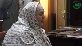 В ДУМ ЧР обратилась жительница Саратовской области, которая изъявила желание стать мусульманкой
