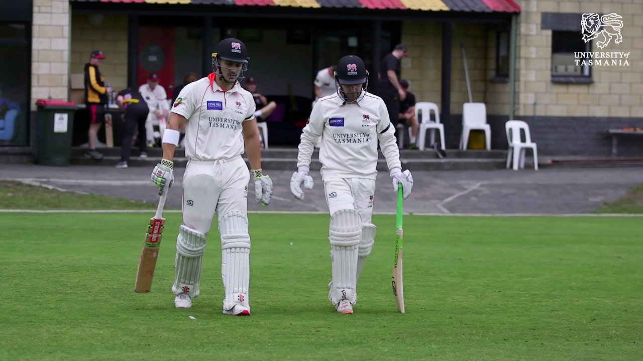 Play video: UTAS Sports - Cricket