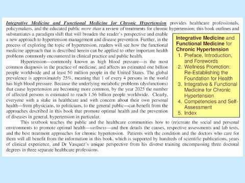 Differentialdiagnose von Hypertonie und hypertensive Krisen