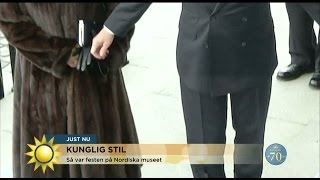 Massor Av Fint - Stilexperterna Om Gästernas Kläder - Nyhetsmorgon (TV4)