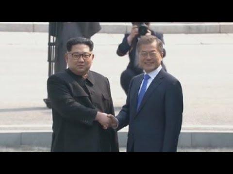 Las dos Coreas acuerdan celebrar una nueva cumbre en Pionyang en septiembre