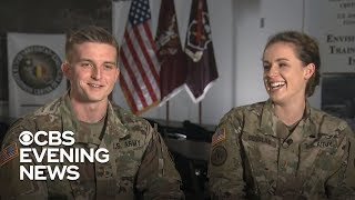 Military Couples Emotional Reunion After Months Apart Caught On Camera