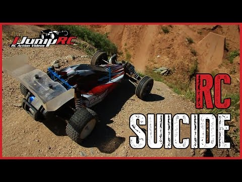 HUGE RC Car Jumps - RC Suicide Mission