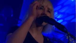 The Joy Formidable - Endtapes - Bridewell Police Station Bristol - 01.03.12