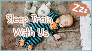 Ferber Method: Sleep Training A 4 Month Old / From Co-Sleeping To Crib
