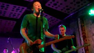 The Ex: Life Whining. Live at Stereo, Glasgow. 21 Oct 2010