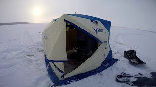 Зимняя палатка куб полар берд
