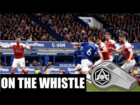 Everton Vs Arsenal 1-0 EPL 2019 Goals Highlights