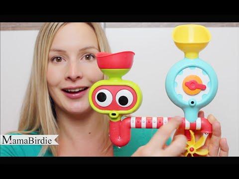 Test: Yookidoo Wasserspielzeug U-Boot | babyartikel.de