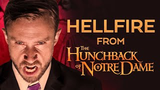 HELLFIRE - Acappella Cover by Peter Hollens (Disney's Hunchback of Notre Dame)