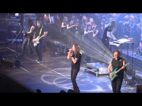 Ария - Ангельская пыль (Концерт с оркестром, Ледовый Дворец, 22.04.2016 г)