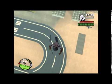 Gta San Andreas Cj Quotes Falling (funny)