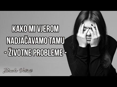 Zdravko Vučinić: Kako mi vjerom nadjačavamo tamu – životne probleme (4)